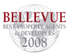 Bellevue - Best Property Agents and Developer 2008 award