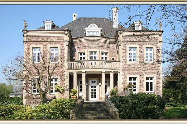 Magnificent Villa In D Sseldorf Kaiserswerth For Sale