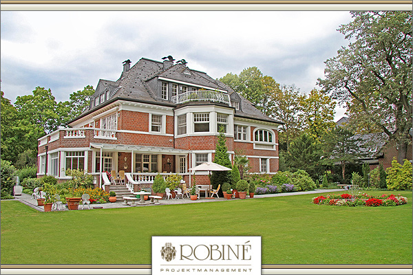 historic villa for sale in dusseldorf benrath. Black Bedroom Furniture Sets. Home Design Ideas