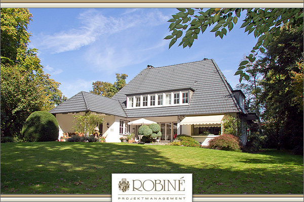 country house in ratingen near dusseldorf. Black Bedroom Furniture Sets. Home Design Ideas