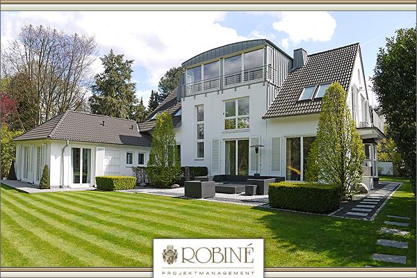 Stylish Villa With Swimming Pool In Meerbusch Alt